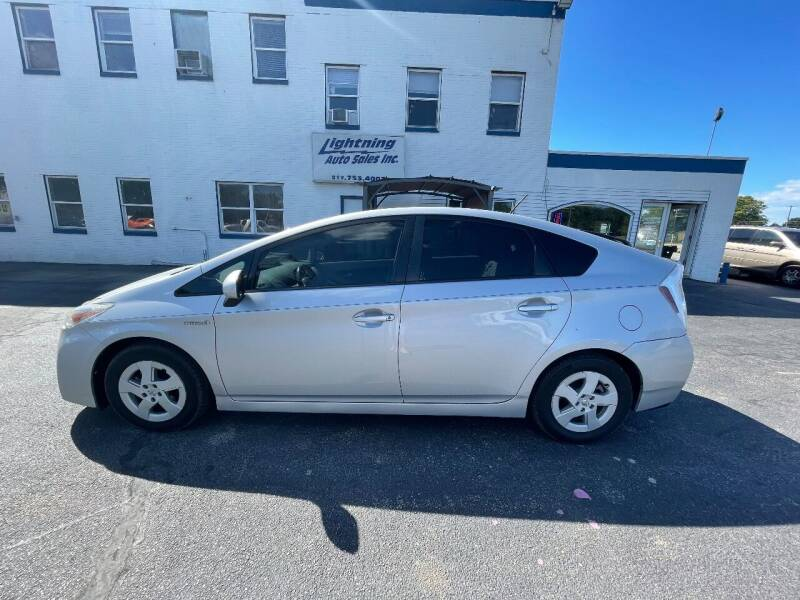 2010 Toyota Prius for sale at Lightning Auto Sales in Springfield IL