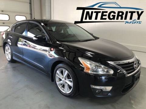 2013 Nissan Altima for sale at Integrity Motors, Inc. in Fond Du Lac WI