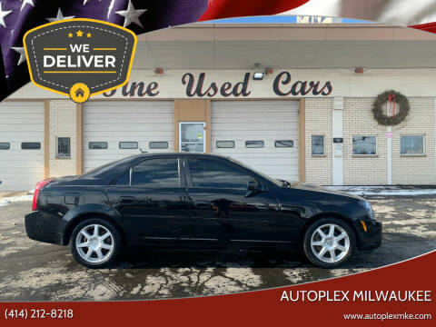2005 Cadillac CTS for sale at Autoplex Milwaukee in Milwaukee WI