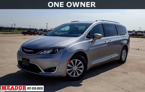 2018 Chrysler Pacifica for sale at Meador Dodge Chrysler Jeep RAM in Fort Worth TX