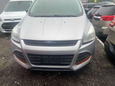 2016 Ford Escape for sale at America Auto Wholesale Inc in Miami FL