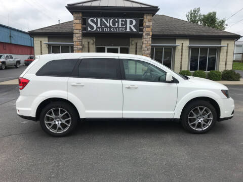 2019 Dodge Journey for sale at Singer Auto Sales in Caldwell OH