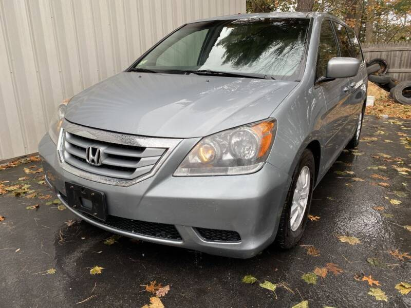 2010 Honda Odyssey for sale at Stellar Motor Group in Hudson NH