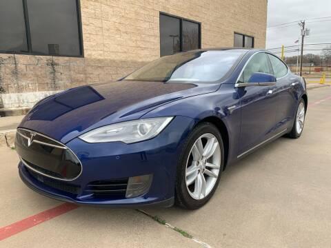 2015 Tesla Model S for sale at Dream Lane Motors in Euless TX