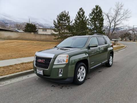 2015 GMC Terrain for sale at A.I. Monroe Auto Sales in Bountiful UT