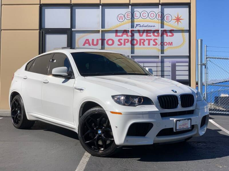 2012 BMW X6 M for sale at Las Vegas Auto Sports in Las Vegas NV