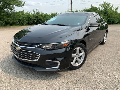 2016 Chevrolet Malibu for sale at Craven Cars in Louisville KY