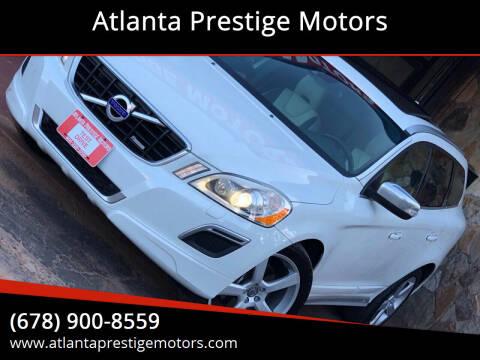 2013 Volvo XC60 for sale at Atlanta Prestige Motors in Decatur GA