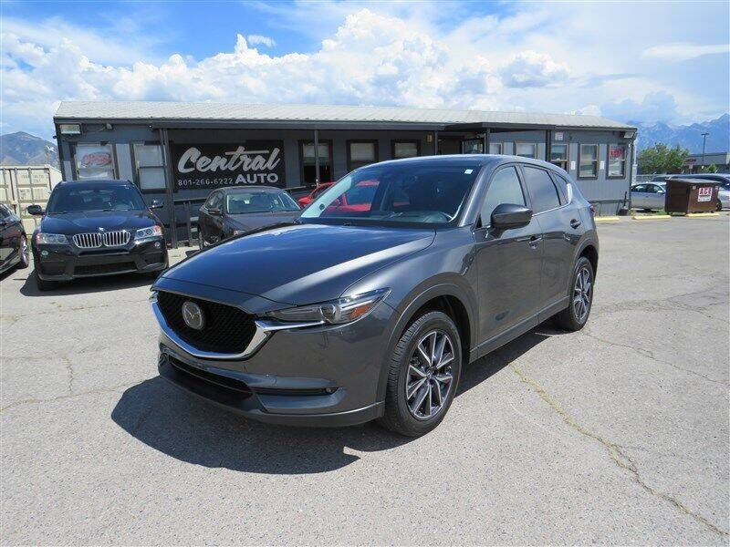 2018 Mazda CX-5 for sale at Central Auto in South Salt Lake UT