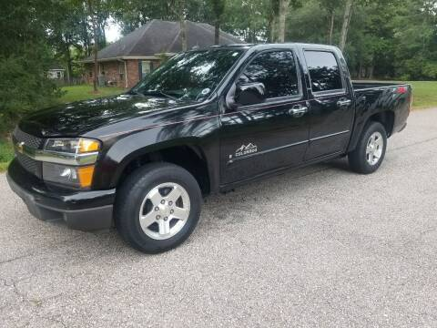 2009 Chevrolet Colorado for sale at J & J Auto Brokers in Slidell LA
