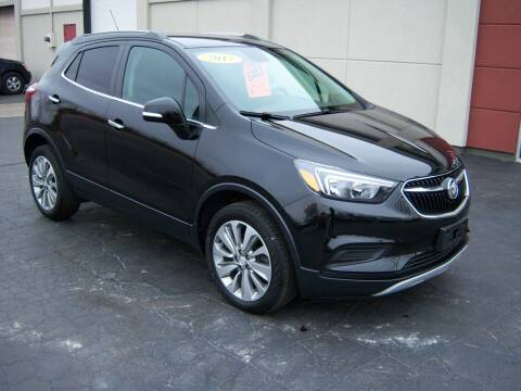 2017 Buick Encore for sale at Blatners Auto Inc in North Tonawanda NY