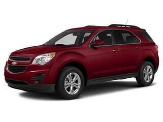 2014 Chevrolet Equinox for sale at Jensen's Dealerships in Sioux City IA