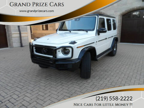 2020 Mercedes-Benz G-Class for sale at Grand Prize Cars in Cedar Lake IN