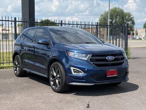 2017 Ford Edge for sale at Avanesyan Motors in Orem UT