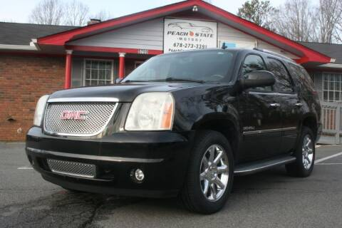 2012 GMC Yukon for sale at Peach State Motors Inc in Acworth GA