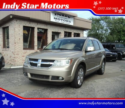 2009 Dodge Journey for sale at Indy Star Motors in Indianapolis IN