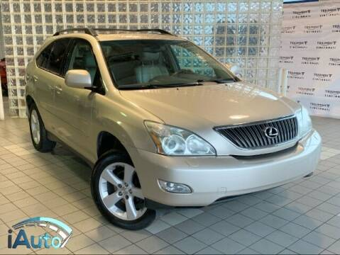 2006 Lexus RX 330 for sale at iAuto in Cincinnati OH