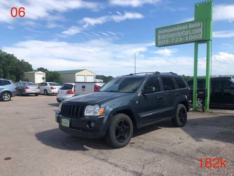 2006 Jeep Grand Cherokee for sale at Independent Auto in Belle Fourche SD