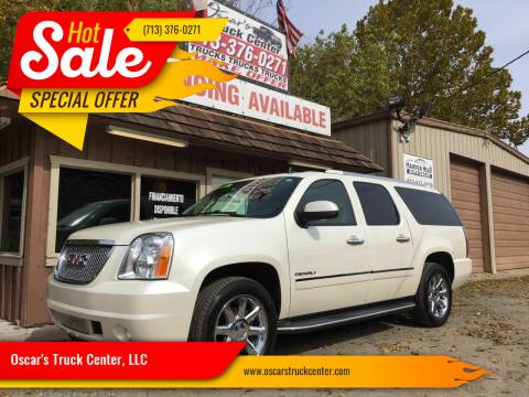 2011 GMC Yukon XL for sale at Oscar's Truck Center, LLC in Houston TX