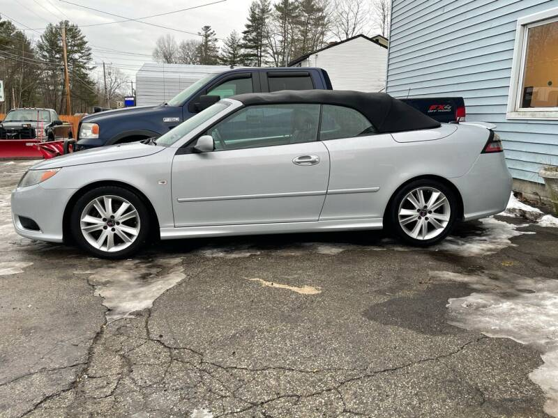 2008 Saab 9-3 for sale at Top Line Motorsports in Derry NH