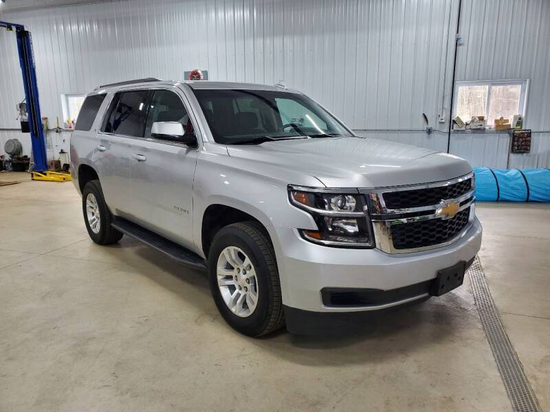 2019 Chevrolet Tahoe for sale at Motor House in Alden NY