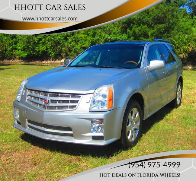 2007 Cadillac SRX for sale at HHOTT CAR SALES in Deerfield Beach FL