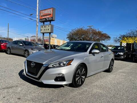 2019 Nissan Altima for sale at Autohaus of Greensboro in Greensboro NC