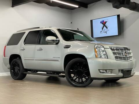 2011 Cadillac Escalade for sale at TX Auto Group in Houston TX