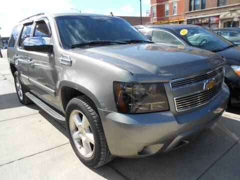 2007 Chevrolet Tahoe for sale at Metropolitan Automan, Inc. in Chicago IL