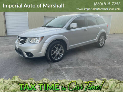 2012 Dodge Journey for sale at Imperial Auto of Marshall - Imperial Auto Of Slater in Slater MO