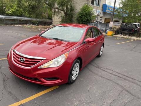 2011 Hyundai Sonata for sale at 5 Stars Auto Service and Sales in Chicago IL