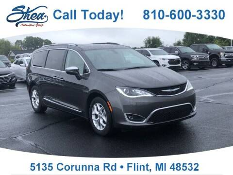 2020 Chrysler Pacifica for sale at Jamie Sells Cars 810 in Flint MI