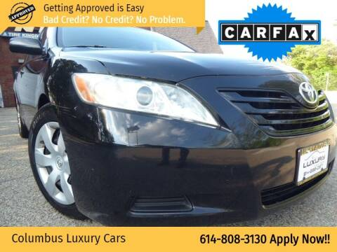 2009 Toyota Camry for sale at Columbus Luxury Cars in Columbus OH
