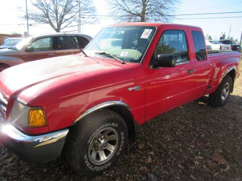 2001 Ford Ranger for sale at Dallas Auto Mart in Dallas GA