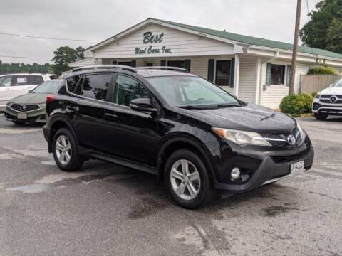 2014 Toyota RAV4 for sale at Best Used Cars Inc in Mount Olive NC