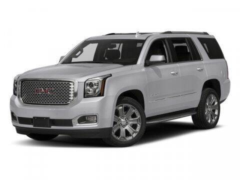 2018 GMC Yukon for sale at Auto Finance of Raleigh in Raleigh NC