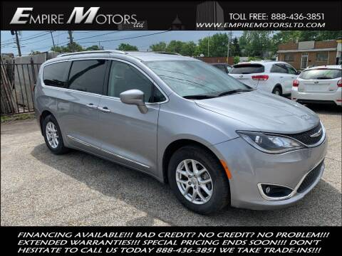 2020 Chrysler Pacifica for sale at Empire Motors LTD in Cleveland OH