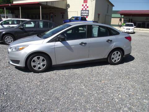 2015 Ford Focus for sale at Country Truck and Car Lot II in Richfield PA