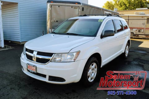 2009 Dodge Journey for sale at Salem Motorsports in Salem OR