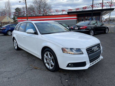 2009 Audi A4 for sale at Car Complex in Linden NJ