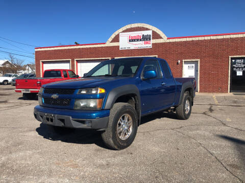 2009 Chevrolet Colorado for sale at Family Auto Finance OKC LLC in Oklahoma City OK
