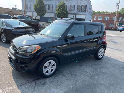 2012 Kia Soul for sale at East Main Rides in Marion VA