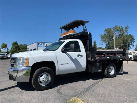 2009 Chevrolet Silverado 3500HD CC for sale at P & R Auto Sales in Pocatello ID