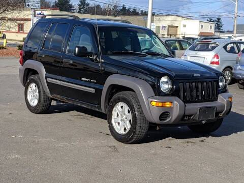 2003 Jeep Liberty for sale at United Auto Service in Leominster MA