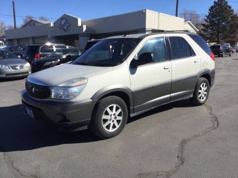 2004 Buick Rendezvous for sale at Beutler Auto Sales in Clearfield UT