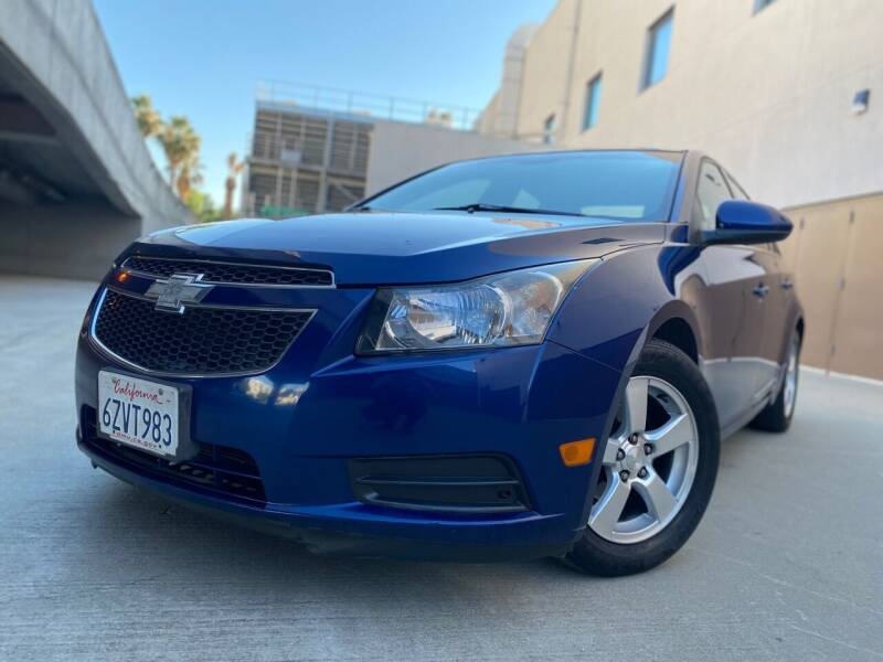 2013 Chevrolet Cruze for sale at Bay Auto Exchange in San Jose CA