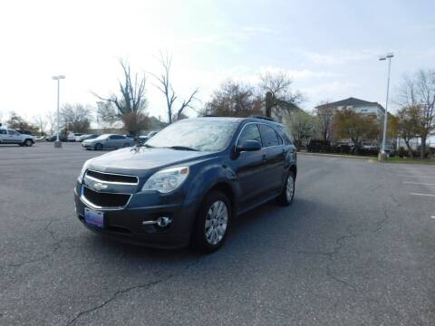 2013 Chevrolet Equinox for sale at AMERICAR INC in Laurel MD
