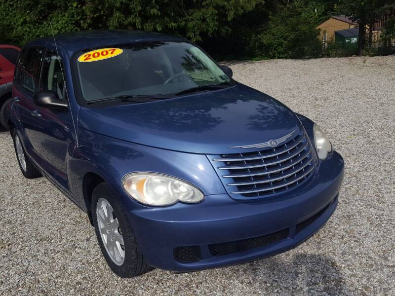2007 Chrysler PT Cruiser for sale at Jack Cooney's Auto Sales in Erie PA