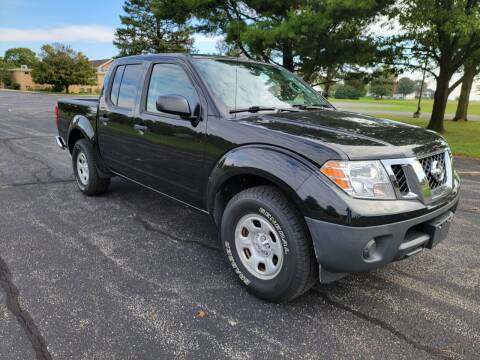 2016 Nissan Frontier for sale at Tremont Car Connection in Tremont IL