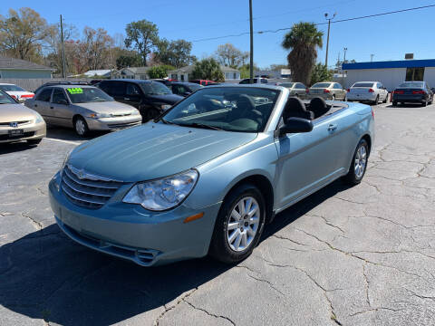 2009 Chrysler Sebring for sale at Sam's Motor Group in Jacksonville FL